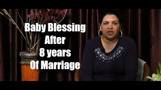 Amazing Testimony Of Baby Blessing After 8 Years Of Marriage