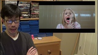 Scary Stories to Tell in the Dark Super Bowl TV Spots REACTION