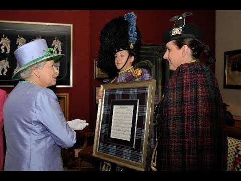 CAF Story | A Musical Encounter with Queen Elizabeth II