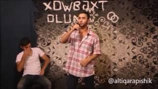 Əlqasım Oğulları - Rap version