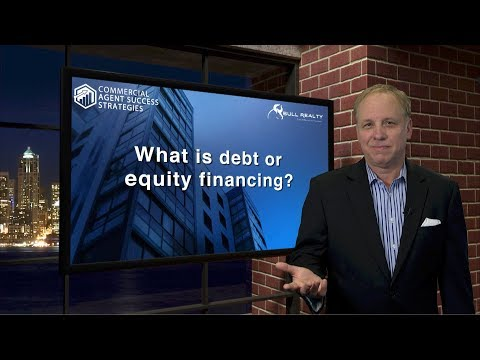 What is Debt or Equity Financing?