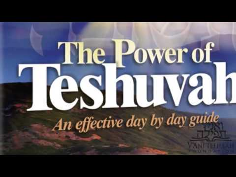 READ THE MANUAL   Expert Guidance on How To Do Effective Teshuvah