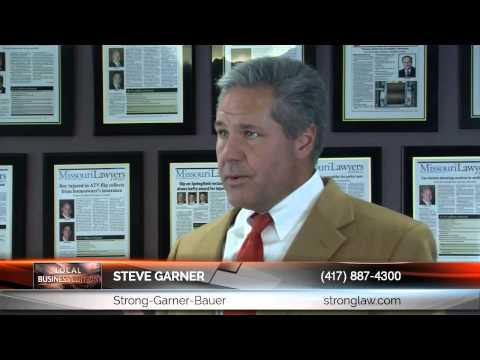 Strong Garner Bauer  Finding a Great Personal Injury Attorney Springfield MO