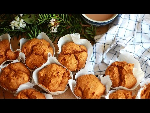How to Make Easy Pumpkin Muffins With Cake Mix