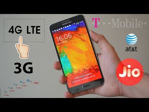 How to Use Jio 4g in T-mobile Devices(Samsung galaxy Note 3 4g)