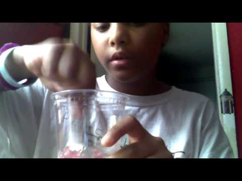 How to make a slushie with popsicles