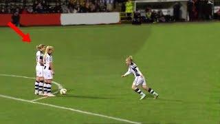 Most Interesting Free kicks in Football