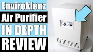 Molekule vs Enviroklenz - Air Purifier Particle and VOC TESTS