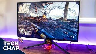 ASUS PG258Q 240hz Gaming Monitor REVIEW | 2017