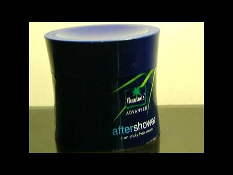 Parachute After shower Hair Creme Review - Glam & Swag