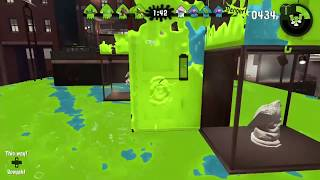 Turf Wars and Splatfest 2017 Clip Collection