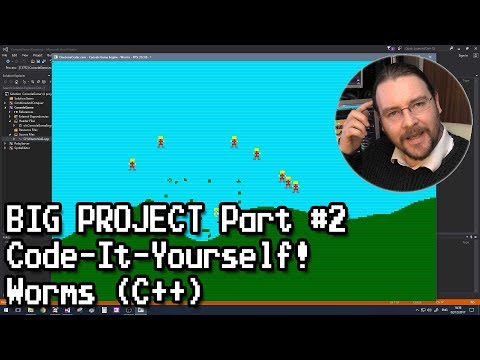 Code-It-Yourself! Worms Part #2 (C++)