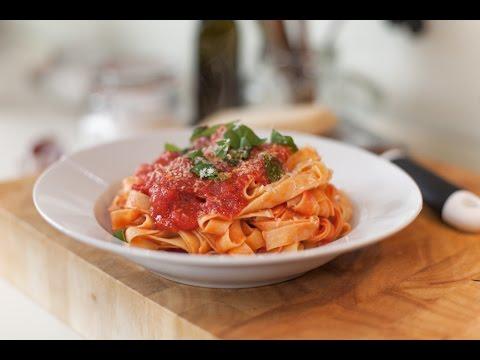 Simple tomato sauce | Real Italian Foodies