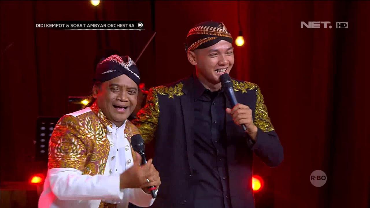 Didi Kempot - Kangen Nickerie (Live)