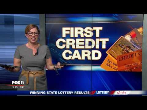 I-Team: Getting the First Credit Card