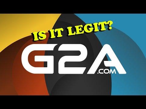 G2A.com - Is it safe? Is it legit? Scam?
