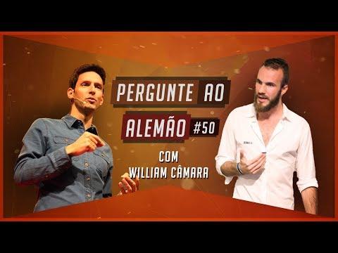 [ESPECIAL] PERGUNTE AO ALEMÃO #50 com William Camara - Expert em Meditação