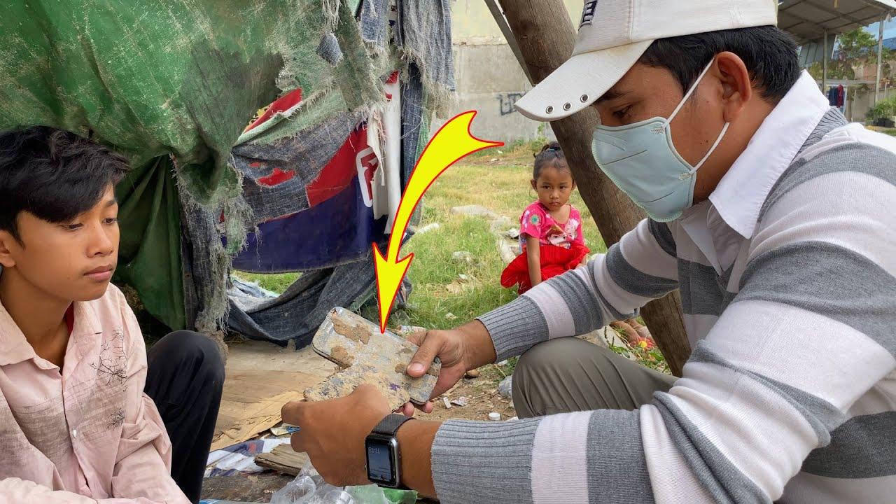 Restoring abandoned phone Vivo V11i  Found By homeless Boy