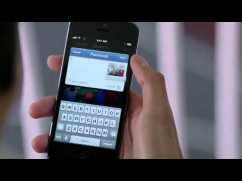 iPhone 5 Official Video From Apple