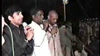 "Stage artists entertaining at ""INAYAT HUSSAIN BHATTI"" Mela1"