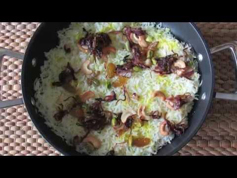 Saffron Rice | Quick & Easy Recipe