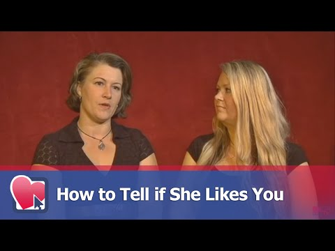 How to Tell if She Likes You - by Nora Blake & Felicity Keith (for Digital Romance TV)