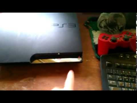 How to make PS3 clean itself from the inside by air fan