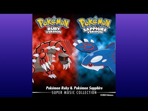 Pokémon Ruby & Sapphire - Underwater Dive