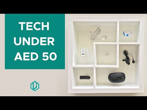 Tech Under 50 AED - Dubai