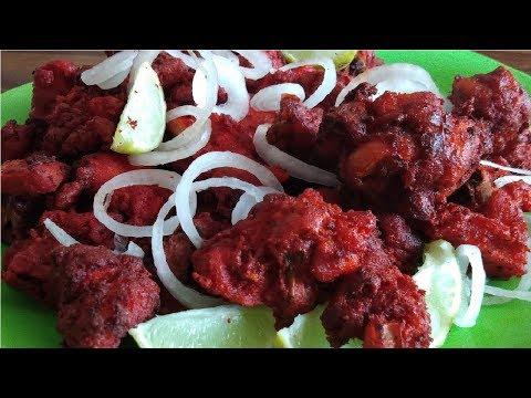 Chicken 65 | Chicken 65 recipe | in Tamil | Chicken Fry | Bingiz Kitchen