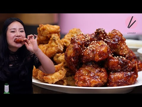 Korean Fried Chicken!!