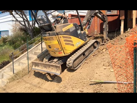 How to Operate a Mini Excavator