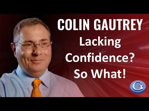 Lack of Confidence? So What! Executive Brief
