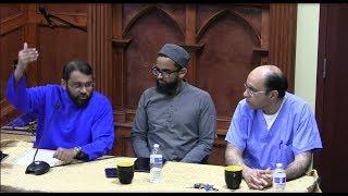 Panel discussion : Ramadan Revival - Dr. Yasir Qadhi, Dr. Arsalan Sherwani, Us. Safi Khan