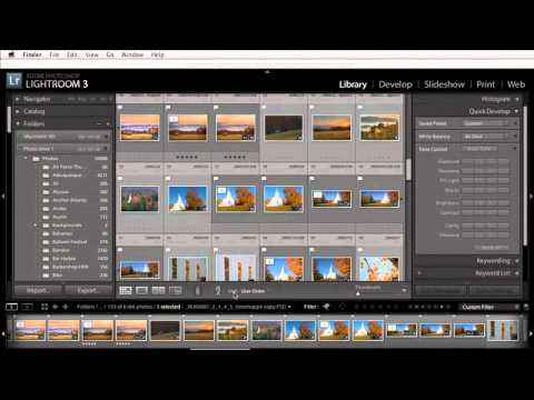 Lightroom Killer Tips: Using External Drives