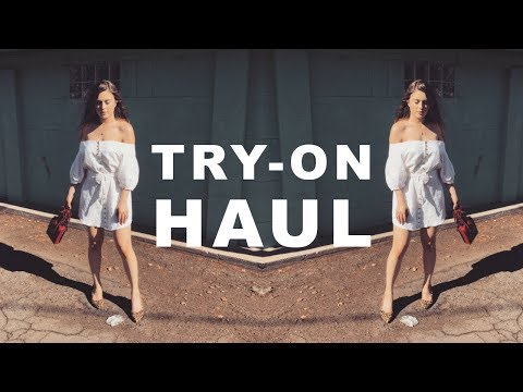 $1000+ Summer Try-On HAUL!