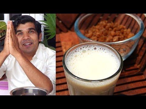Panam Kalkandu paal | Palm crystal milk