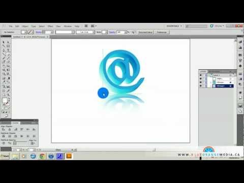 Creating a 3D Icon/Symbol in Adobe Illustrator CS5