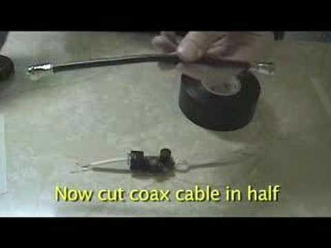 How to Build a Cable TV Descrambler