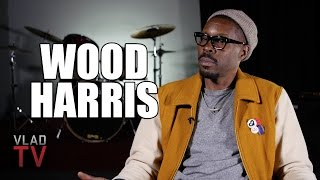 Wood Harris on Paid in Full, Azie Faison