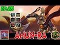 [ Hon ] 4.5.5 HPR GAMER [ Amun-Ra ] Replay ep.25