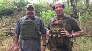 WARNING DONT TRY THIS AT HOME: Joe Biggs Gets Shot Point Blank With Glock In The Chest