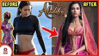 Transformasi Para Pemain Film Aladdin 2019, Bikin Kaget Dulunya Ternyata Begini !