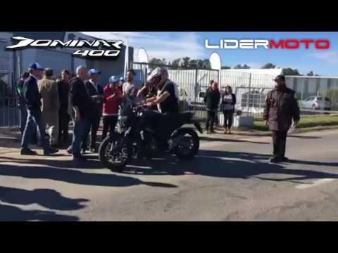 Bajaj Dominar 400 - Test Ride Argentina