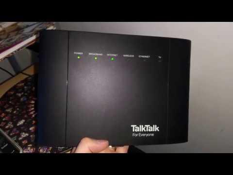 TalkTalk Super Router (Wireless ADSL) as shipped July 2018 (D-Link DSL-3782 A1)