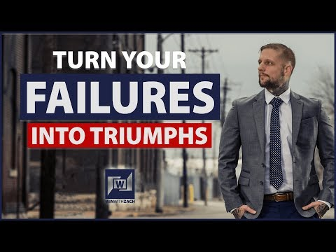How To Deal With Failure And Disappointment