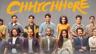 Chhichhore Full Movie 720p HD 2019 - Sushant Singh Rajput, Shraddha kapoor - Full Movie Facts