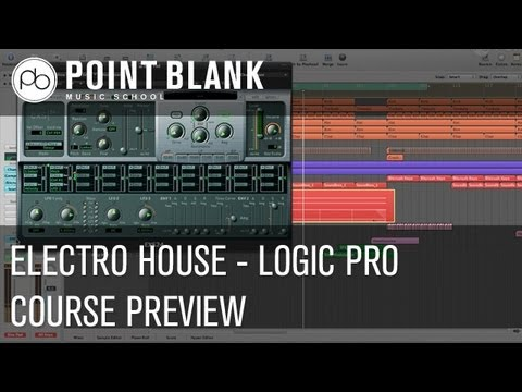 Learn to Produce Electro House