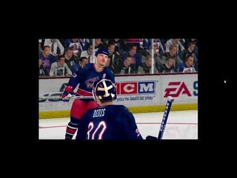Columbus Blue Jackets vs  Philadelphia Flyers - NHL 2004 (GCN)