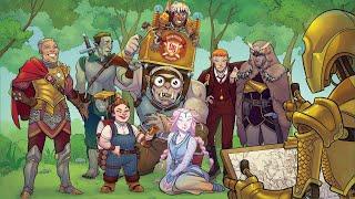 The Adventures of the Darrington Brigade